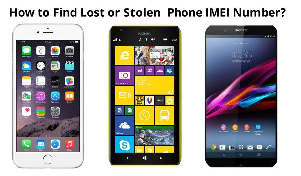 how to tell if iphone is stolen find lost phone imei number 1847